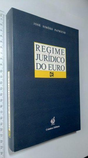 Regime Jurídico do Euro - José Simões Patrício