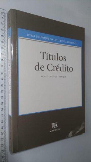 Títulos de Crédito (Letra