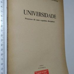 Universidade (Processo de uma expulsão disciplinar) - F. Salgado Zenha