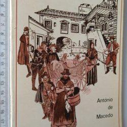 A pomba - António de Macedo