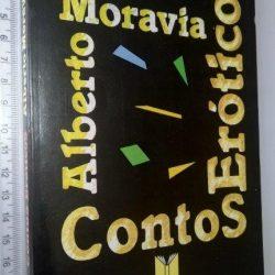 Contos eróticos - Alberto Moravia