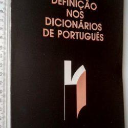 Definição nos dicionários portugueses - Mário Vilela
