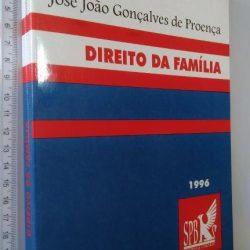 Direito da Família - José João Gonçalves de Proença