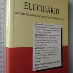 Elucidário de como elaborar documentos de interesse geral - Esmeralda Nascimento