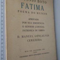 Fátima (Poema do mundo) - António Boto