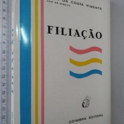 Filiação - José da Costa Pimenta