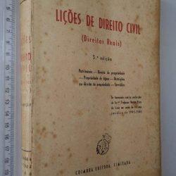 Lições de Direito Civil (Direitos Reais) - David Augusto Fernandes