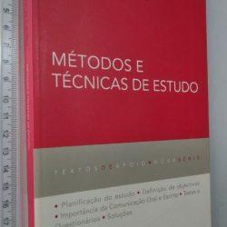 Métodos e técnicas de estudo - Fernanda Carrilho