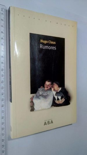 Rumores - Hugo Claus