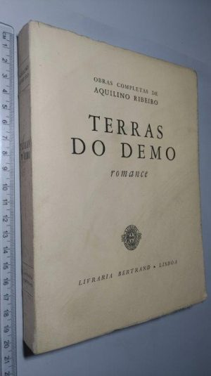 Terras do Demo - Aquilino Ribeiro