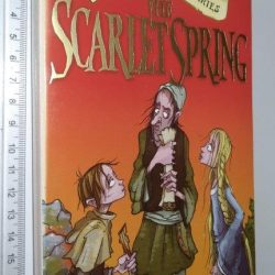 The scarlet spring - Cherith Baldry