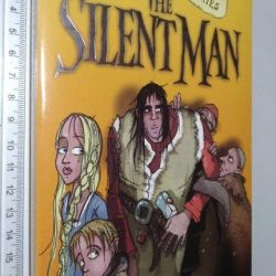 The silent man - Cherith Baldry