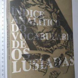 Índice analítico do vocabulário de Os Lusíadas - António Geraldo da Cunha