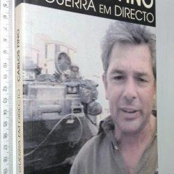 A guerra em directo - Carlos Fino