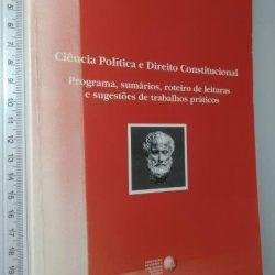 Ciência Política e Direito Constitucional (Programa