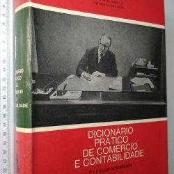 Dicionário prático de comércio e contabilidade (vol. 1) - Raúl Dória