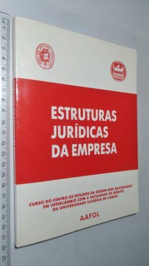 Estruturas jurídicas da empresa (AAFDL) -