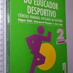 Manual do educador desportivo (2.° vol.) - Edgar Thill