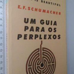 Um guia para os perplexos - E. F. Schumacher