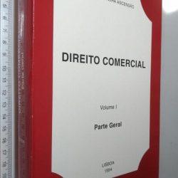Direito comercial (vol. I - Parte Geral) - José de Oliveira Ascensão