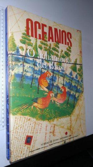 Revista Oceanos 39 (O achamento do Brasil) -