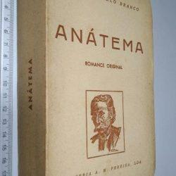 Anátema - Camilo Castelo Branco