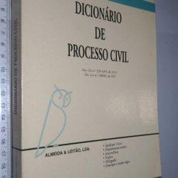 Dicionário de processo civil - Helder Martins Leitão