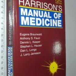 Harrison's Manual of Medicine (15th edition) - Eugene Braunwald