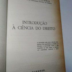 Introdução à Ciência do Direito - A. Machado Paupério