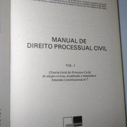 Manual de Direito Processual Civil (4 vols.) - José Frederico Marques