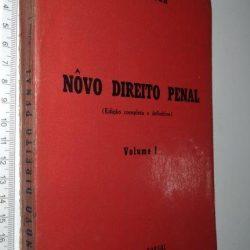 Nôvo Direito Penal (Volume I) - Roberto Lyra