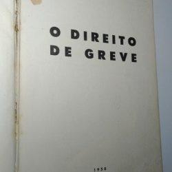 O Direito de Greve - Carreiro de Oliveira