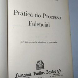 Prática do processo falencial - Roberto Barcellos de Magalhães
