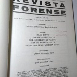 Revista Forense (vol. 275 - ano 77