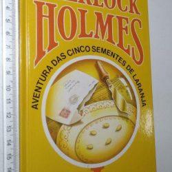 Aventura Das Cinco Sementes De Laranja (Sherlock Holmes) - Arthur Conan Doyle