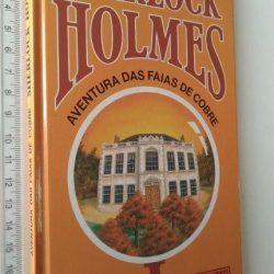 Aventura das faias de cobre (Sherlock Holmes) - Arthur Conan Doyle
