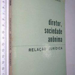 Sociedade Anônima (Relação jurídica) - Geraldo Sobral Ferreira