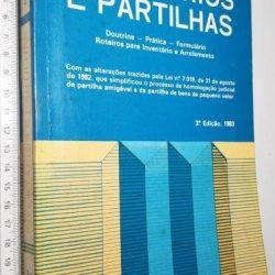Inventários e partilhas - Antonio Macedo de Campos