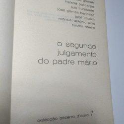 O segundo julgamento do Padre Mário - Eloy Pinho
