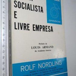 Suécia socialista e livre imprensa - Rolf Nordling
