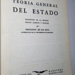 Teoria general del Estado - Georg Jellinek