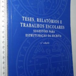 relatórios e trabalhos escolares - Mário Azevedo