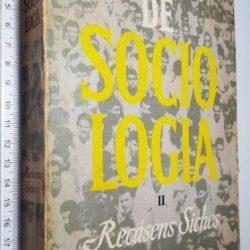 Tratado de sociologia (volume II) - Luis Recaséns Siches