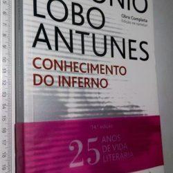 Conhecimento do Inferno - António Lobo Antunes