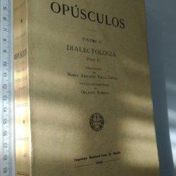 Opúsculos (Vol. VI - Dialectologia - Parte II) - J. Leite de Vasconcellos