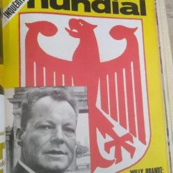 Willy Brandt - A grande oportunidade (Revista Mundial n.° 1584) -