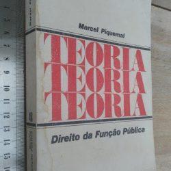 Direito da Função Pública (Notas elementares) - Marcel Piquemal
