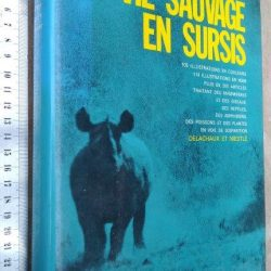 La vie sauvage en sursis - James Fisher