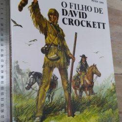 O filho de David Crockett - Peter Dan