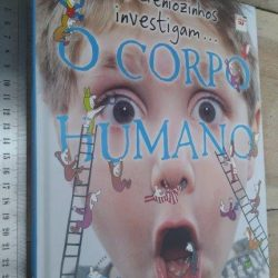 Os Geniozinhos Investigam... O Corpo Humano - Lisa Swerling